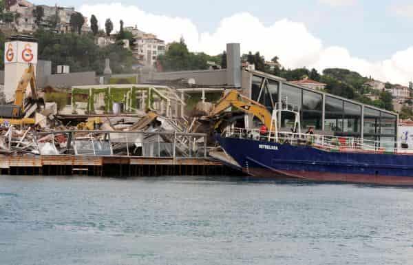 Adalar'da AKP-CHP dayanışması