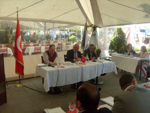 Mayıs ayı meclis toplantısı Heybeliada'da yapıldı