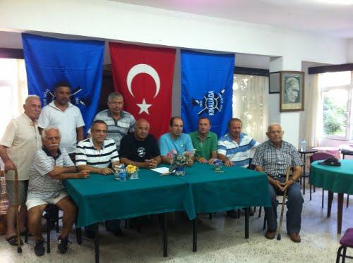 Kınalıada Spor Kulübü'nün olağan genel kurulu yapıldı.