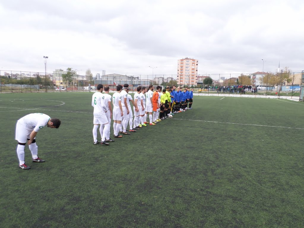 İstanbul Süper Amatör Ligi 7 gurpta mücadele eden Adalar Spor,hasköy'ü farklı yenerek son zamanlardaki köyü gidişe dur dedi