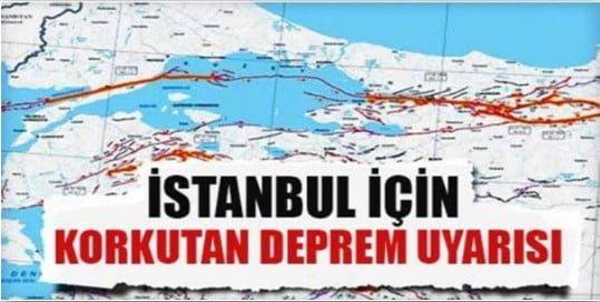 İstanbul'da Sıradışı Deprem Sessizliği