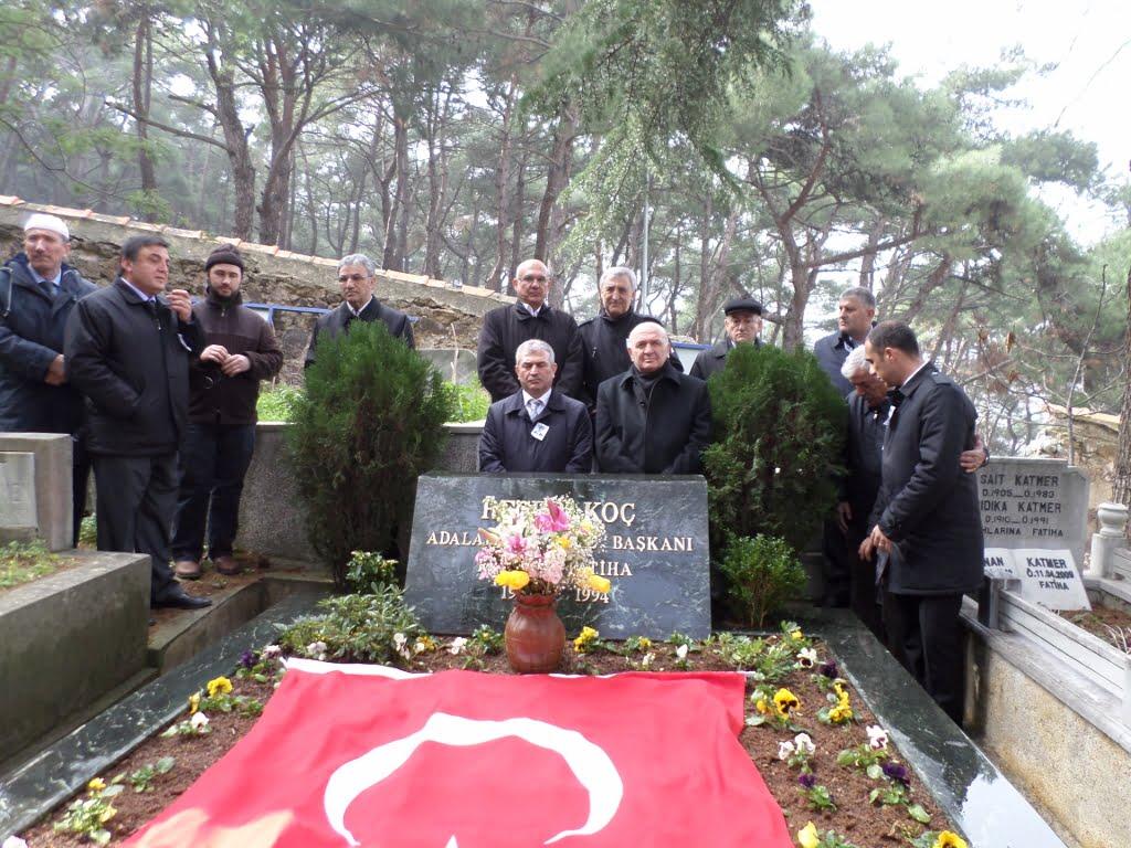 Şehit Recep Koç mezarı başında anıldı