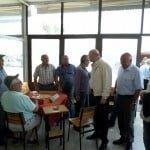 Kınalıada'da teftiş günü