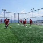 Heybeliada spor okulu açıldı