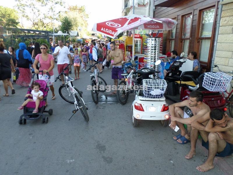 Doğruya doğru-Top Kimde,Kiralık bisikletlerin ruhsatlarının iptal edin!
