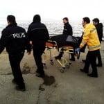 Kınalıada sahilinde erkek cesedi