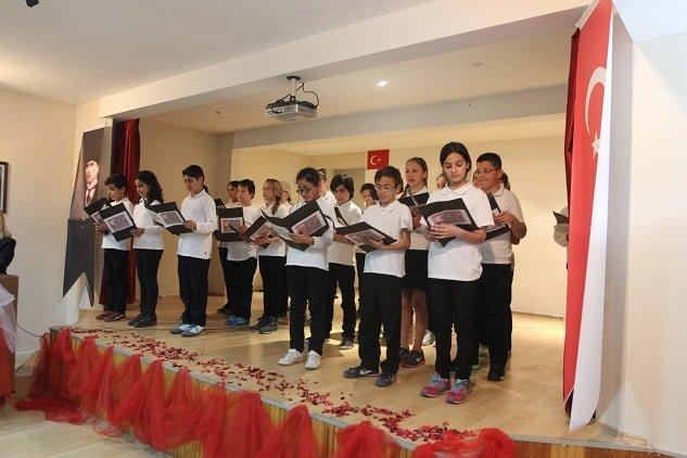 18 Mart Çanakkale Zaferi coşkuyla kutlandı
