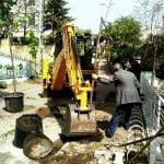 Adaspor Derneğinin ağaçlandırma çalışmaları devam ediyor