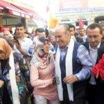 İstanbul Büyükşehir Belediye Başkanı Adalar'da