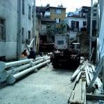 Besim Üstünel kreş inşaatına başlandı