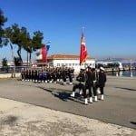 Deniz Harp Okulu ve Deniz Lisesinin 242.Yıldönümü kutlandı