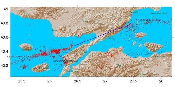 Depremin İstanbul kolu hangi büyüklükte kırılacak
