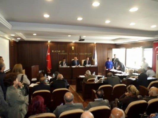 Adalar Belediyesi yazı işleri müdürüne hapis kararı