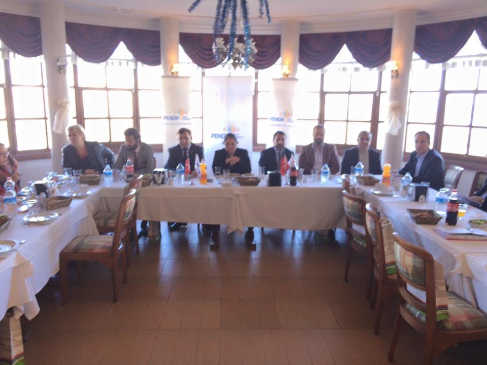 Kent Konseyleri Adalar için toplandı