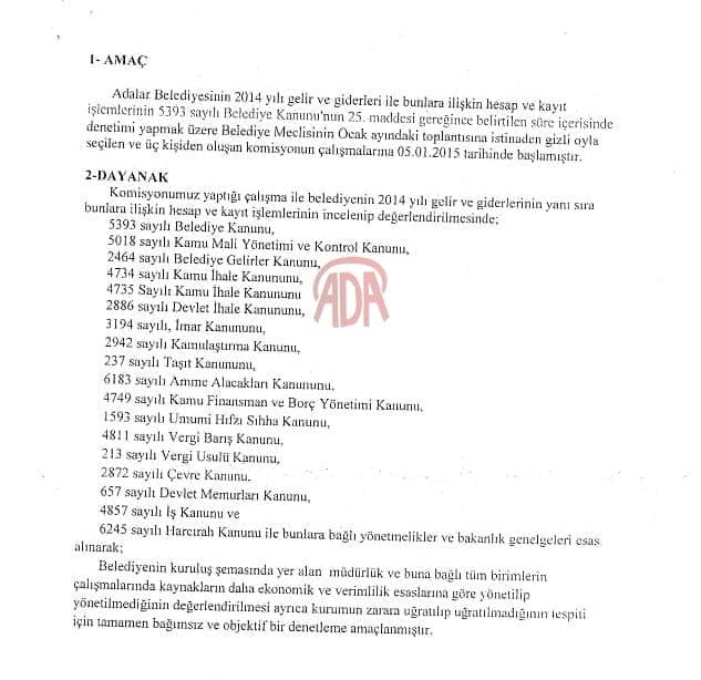 CHP'li Belediye Başkanlarına ZİMMET-Belgeler