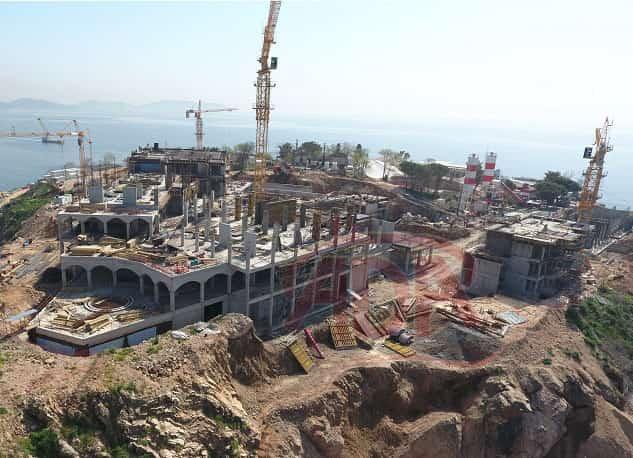 Yassıada Türk mühendislerine emanet