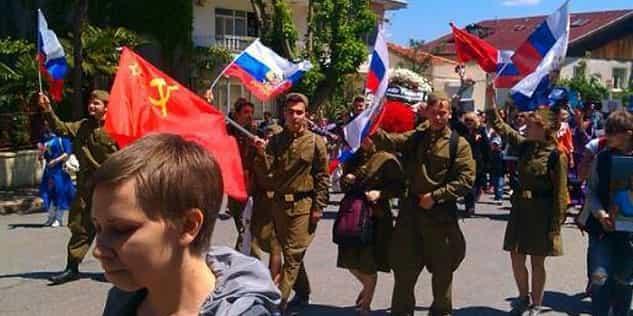 Heybeliada Rus esirleri anma töreni
