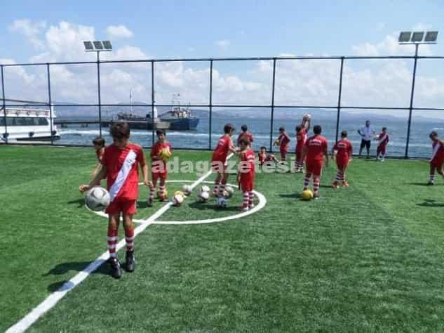 Heybeliada Spor Kulübü yeniden canlanıyor