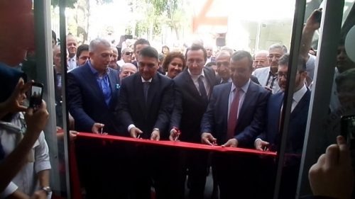 Büyükada Ek Hizmet Binası Sağlık Bakanı Yardımcısı katılımıyla açıldı