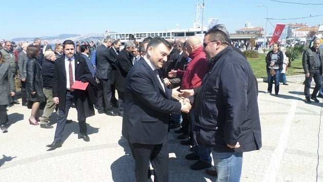 Büyükada ve Kınalıada'daki acil hasta nakil ambulansları törenle hizmete girdi