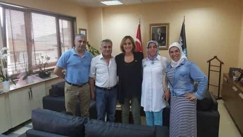Beşiktaş Belediyesi'nden Glutensiz Hayat'a destek
