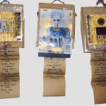 Peace-Art&Love Mail Art sergisi Büyükada'da Adalar Kültür Derneği'nde açıldı