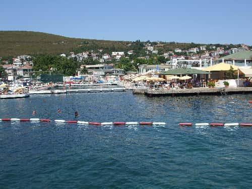 Burgazadası yüzme suyu analiz sonuçları belli oldu