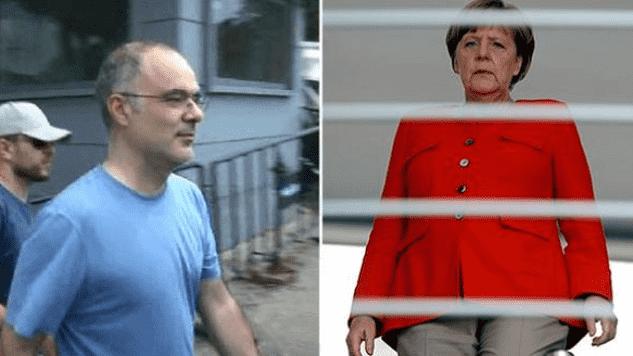 Merkel, tutuklanan vatandaşı Peter Steudtner'e sahip çıktı