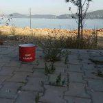 Milliyetçi Hareket partisi (MHP) Adalar İlçe Başkanlığı'ndan anlamı hareket