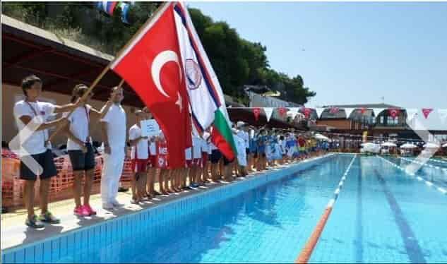 33. Uluslararası Prens Adaları Yüzme Şampiyonası yapıldı
