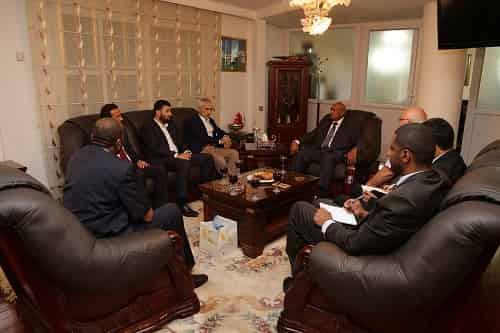 Başkan Kılıç uluslararası temaslarını sürdürüyor