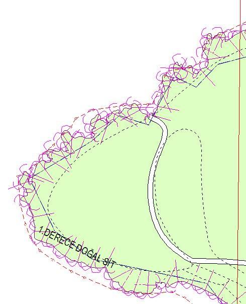 """Adaların 1/1000'lik planlarını yayınlıyoruz. """"BURGAZADASI"""""""