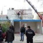 Kınalıada'daki polislere baraka işkencesi!