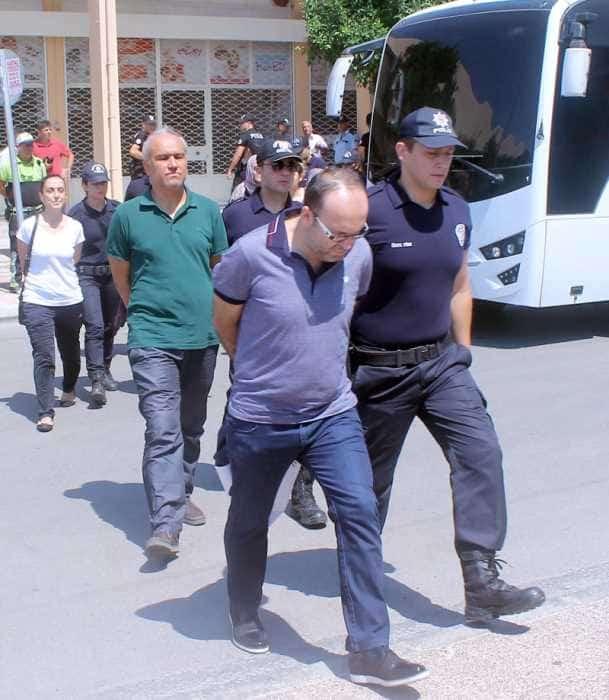 FETÖ'nün Belediyeler İmamı Erkan Karaaslan firar etti!
