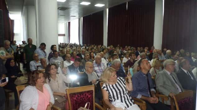 Geleneksel Huzur Toplantısı 2017 Büyükada Anadolu Kulübü'nde gerçekleşti