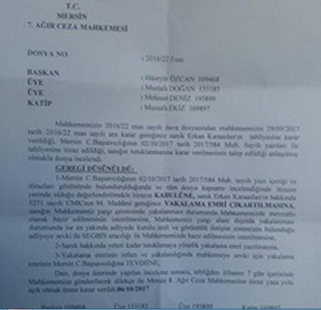 FETÖ'nün firari belediyeler imamı Erkan Karaarslan'ın Adalar Belediyesi'ndeki Örgütlemesinin Delilleri!