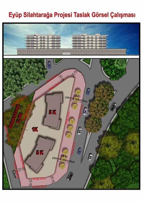 İBB'den '10.000 m2 lik yerine kat sınırı 4'den 10'a çıkarıldı' heberlerine yanıt