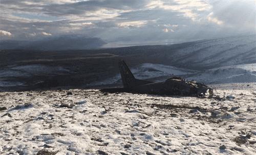 Eğitim uçuşu yapan Hava Kuvvetleri Komutanlığına ait uçak Kaşıkara bölgesinde düştü