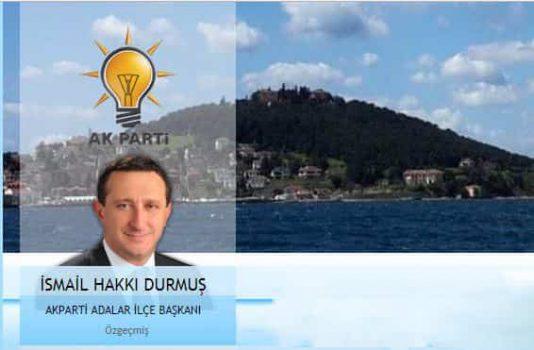 AK Parti İstanbul'da 25 ilçe başkanı aday göstermeyecek! Peki Adalar!