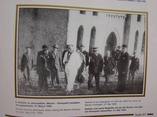 Ulu Önderimiz Atatürk Yassıada'da