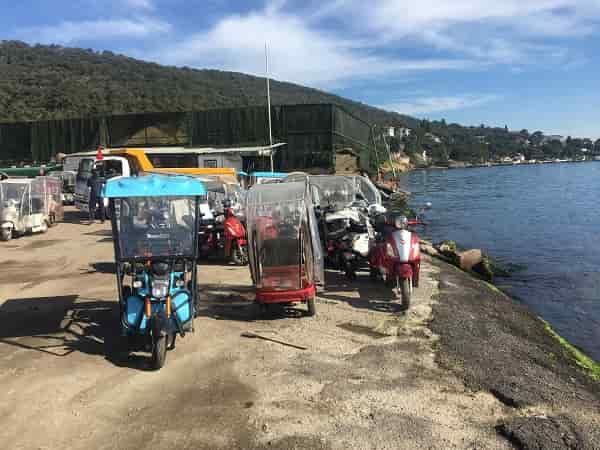 Adalar İlçe Emniyeti akülü araçları hizaya sokmakta kararlı