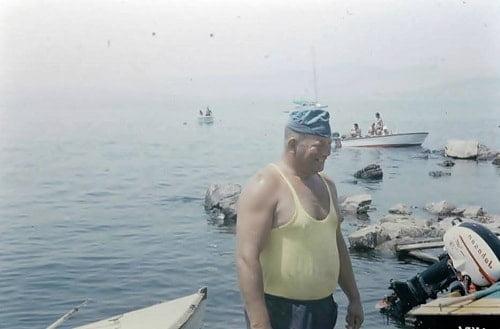 """""""Horoz Reis"""" Berç Yetvart Akdeniz"""