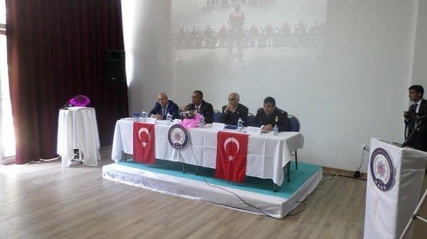 Huzur Toplantısıyoğun bir katılım ile Büyükada Anadolu Kulübü'nde gerçekleşti