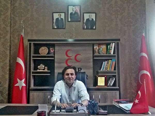 MHP Adalar İlçe Başkanı Polis Haftası nedeniyle bir kutlama mesajı yayınladı.