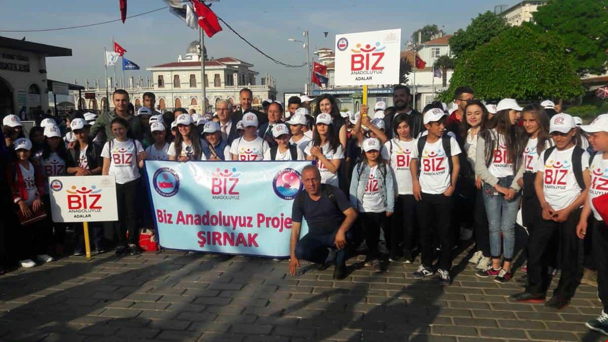 """Biz Anadoluyuz"" projesi"