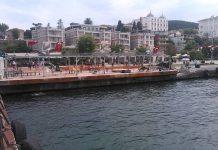 Büyükada'daki Kartal yolcu motoru iskelesinin üstü kapatılıyor!