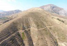 İzmir Ödemiş'te uygulanan erozyon kontrolü çalışmaları meyvelerini vermeye başladı