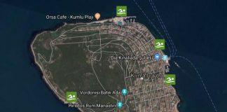Kınalıada Plajlarının deniz suyu su analizi