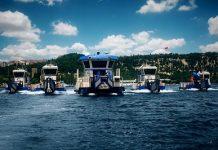 İBB, 5 milyon metrekare deniz yüzeyi, 515 kilometrekare kıyı temizliği yapıyor.