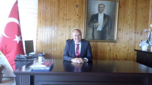 Adalar Kaymakamı Mustafa Ayhan görevine başladı.